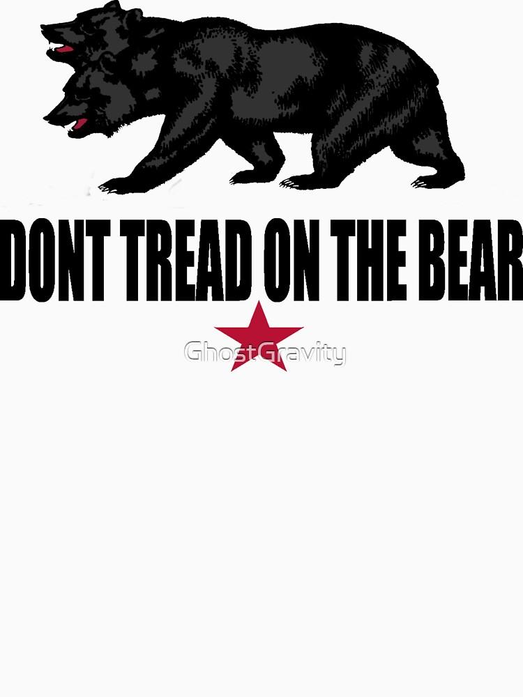 TShirtGifter presents: Don't Tread on the Bear | V-Neck