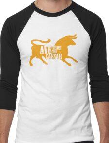 Ave, True to Caesar Men's Baseball ¾ T-Shirt