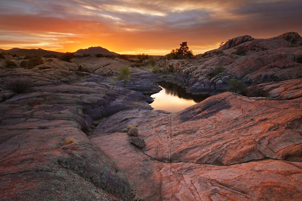 Rock Swept by Bob Larson