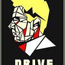 Drive by Patrick Sluiter
