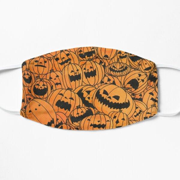 Pumpkin Patch Flat Mask