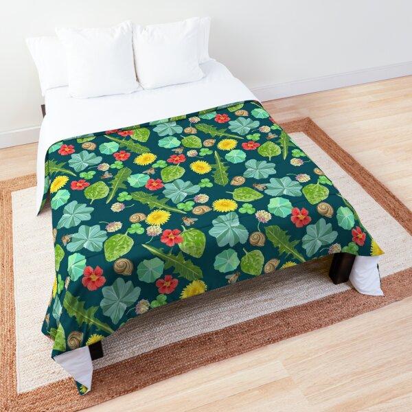 Summer Meadow Pattern Comforter