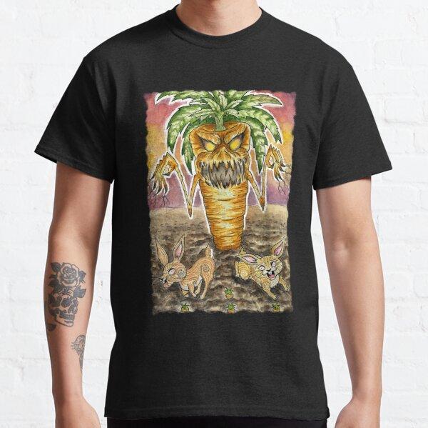 Evil Carrot Monster Classic T-Shirt