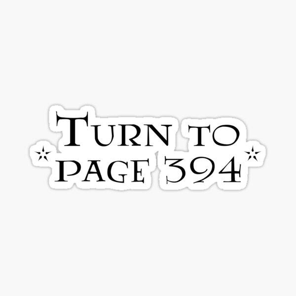 Page 394 Sticker
