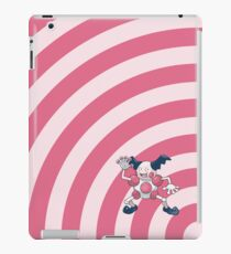 Pokemon - Mr. Mime Circles iPad Case iPad Case/Skin