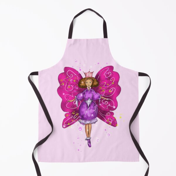 Meliantha The Magical Pink Fairy™ Apron