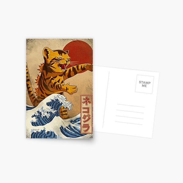 catzilla Postcard