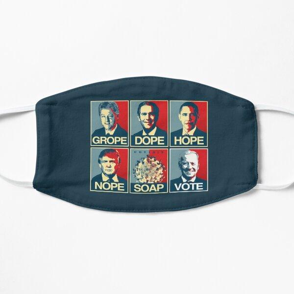 Grope Dope Hope Nope Soap Vote Biden Mask