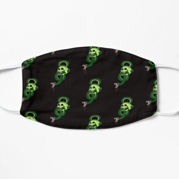 Dark Arts Skull Flat Mask