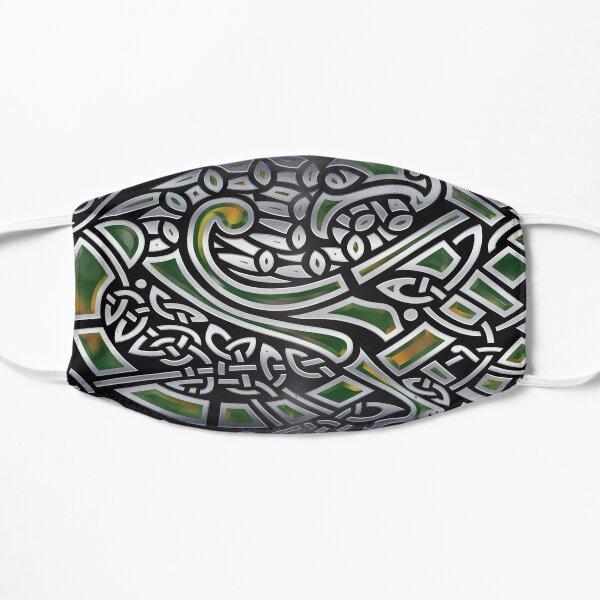 Celtic Birds Knot Work 3D Flat Mask