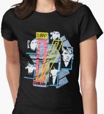 DURANDURAN Womens Fitted T-Shirt