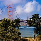 Golden Gate Bridge by mlphoto