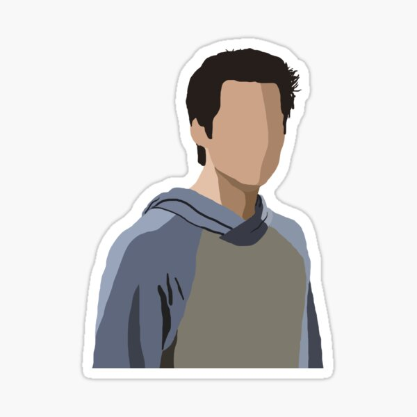 Stiles Stilinski Sticker Sticker