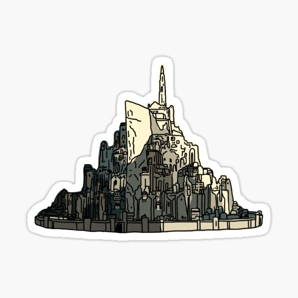 gondor  Sticker