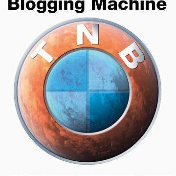 TNB Ultimate Blogging Machine by mhalperi