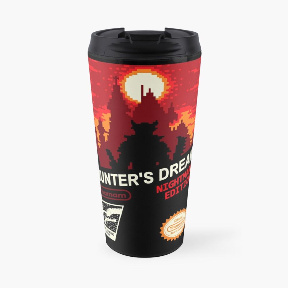 BLOODBORNE NES Travel Mug