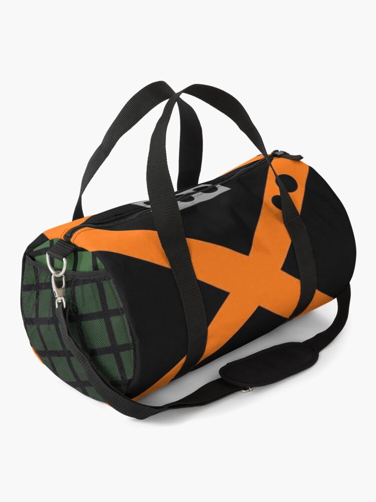 Alternate view of Kacchan Bakugo Bag Duffle Bag