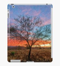 Outback Sunset      (PK) iPad Case/Skin