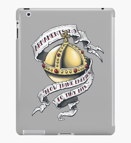 The Holy Hand Grenade iPad Case/Skin