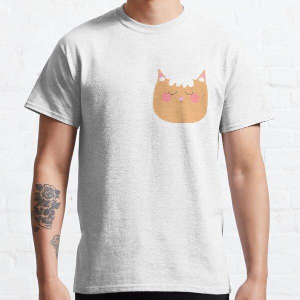 Chat endormi T-shirt classique
