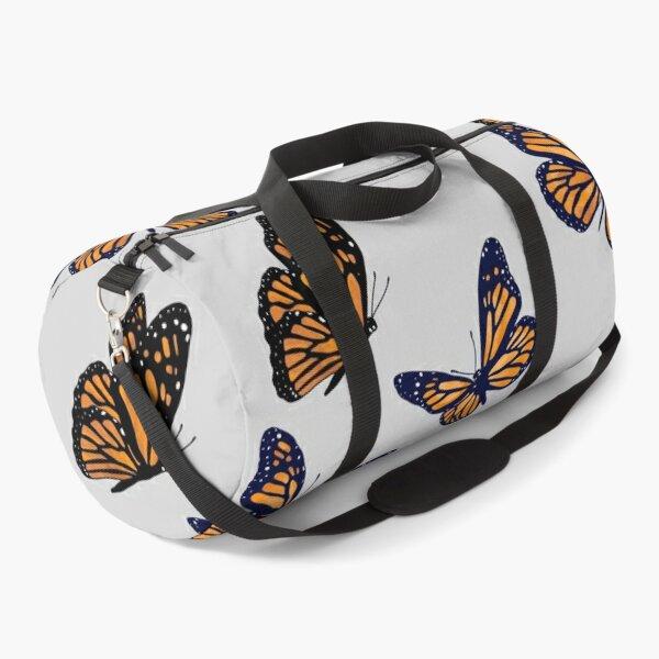monarch butterfly Duffle Bag