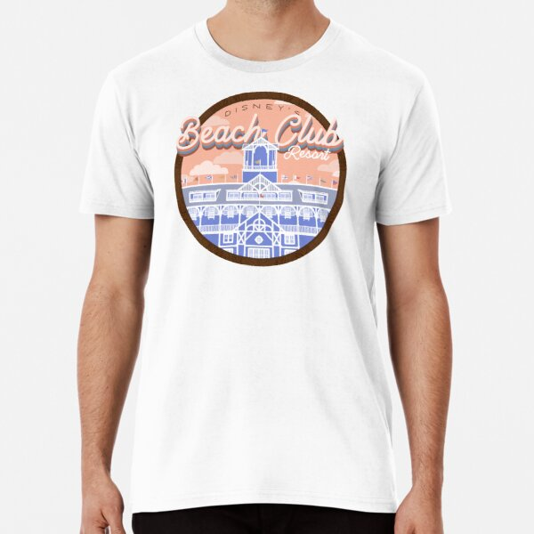 Beach Club Premium T-Shirt