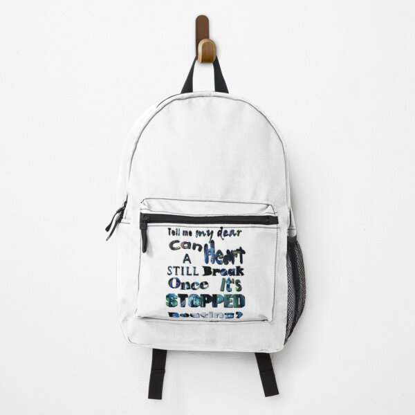 Tell me corpse bride Backpack
