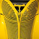 Yellow V8 by Colleen Drew