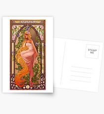 Rapunzel Postkarten