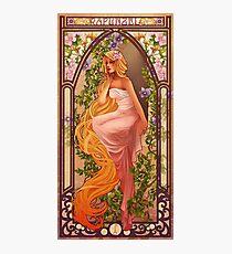 Rapunzel Photographic Print