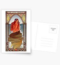 The Little Mermaid Postkarten