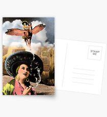 A Dream About a Horse Postcards