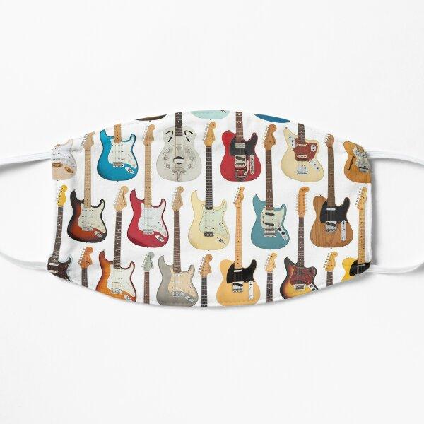 Collection de guitares Fender Vintage Masque sans plis
