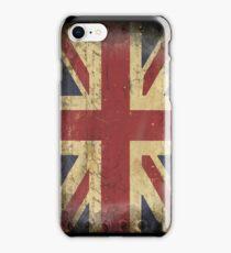 Cool Union Jack iPhone Case/Skin