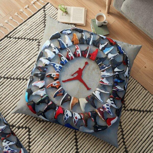 Cercle de baskets Coussin de sol