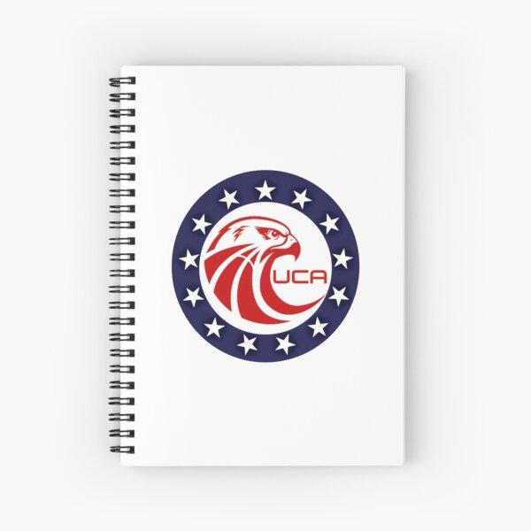 Betsy Ross UCA Spiral Notebook