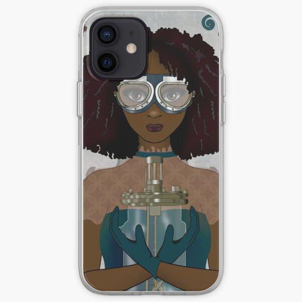 Pharmaceutical Scientist (STEAMpunk Art) iPhone Soft Case