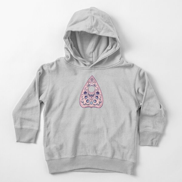 Pink Planchette Toddler Pullover Hoodie