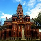 Ellis County Courthouse by Terence Russell