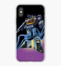 Soundwave Reformatted iPhone Case