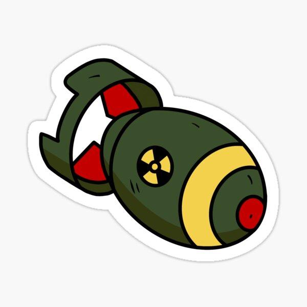 Fallout Mini Nuke Sticker