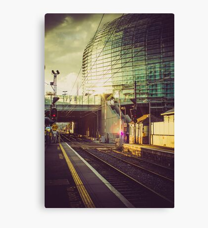 Aviva Stadium Canvas Print