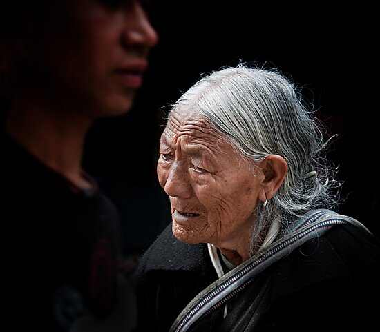 Old Enough to Remember a Free Tibet by lamiel