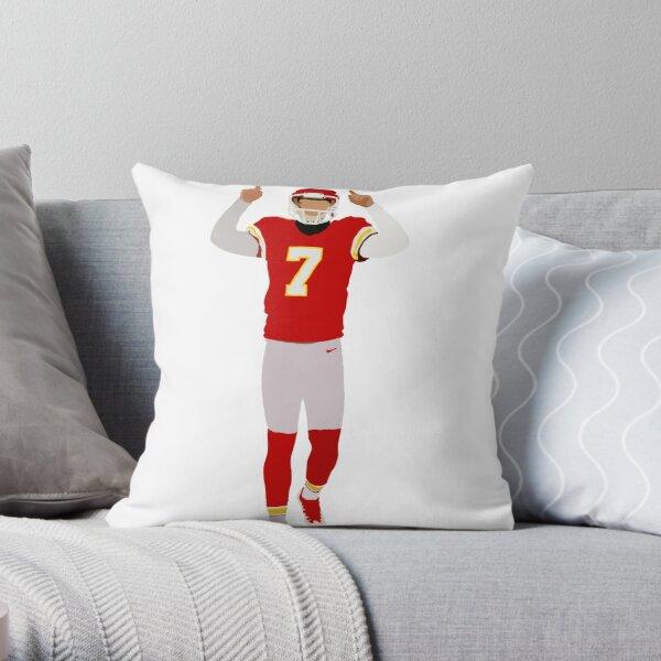 Harrison Butker  Throw Pillow