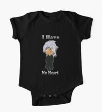 I have no Heart (Xemnas Chibi) Kids Clothes