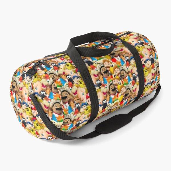 SML Characters Duffle Bag
