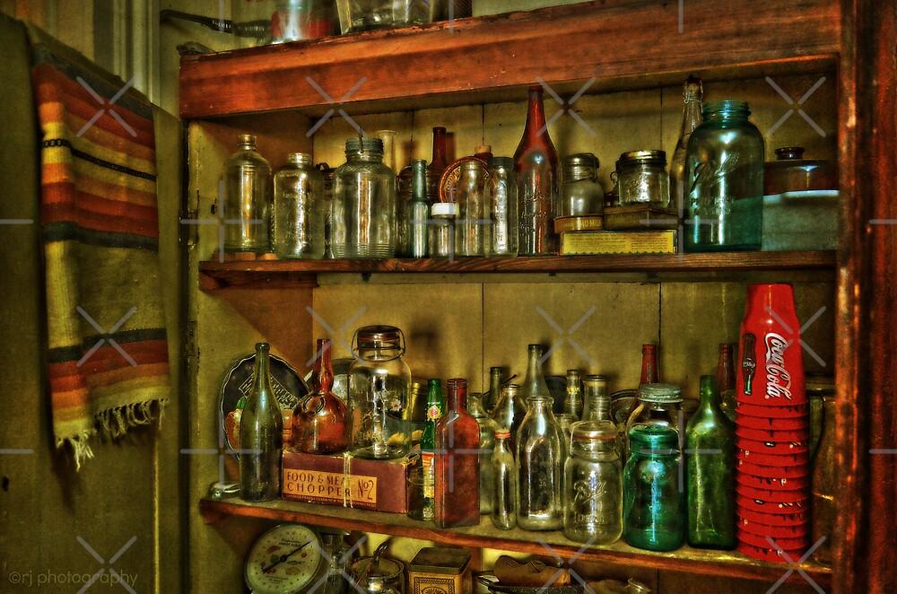Grandma's Cupboard by Scott Mitchell