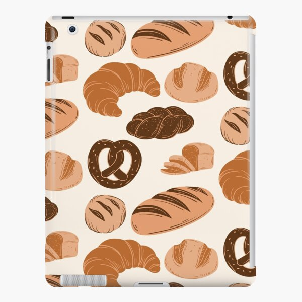 Bread Lovers Collage iPad Snap Case