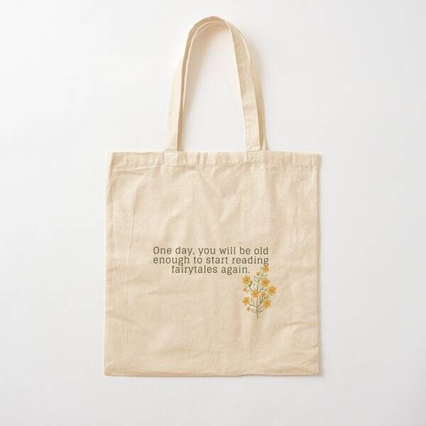The Chronicles of Narnia Cotton Tote Bag