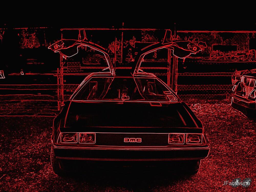 Back to the Future by JFantasma